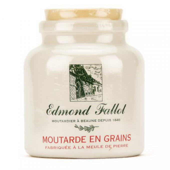 Moutarde en grains 250g